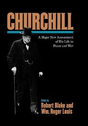 CHURCHILL by Robert Blake