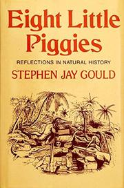 EIGHT LITTLE PIGGIES by Stephen Jay Gould