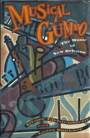 MUSICAL GUMBO by Grace Lichtenstein