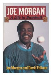 JOE MORGAN by Joe Morgan