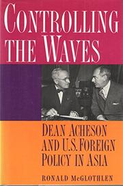 CONTROLLING THE WAVES by Ronald L. McGlothlen