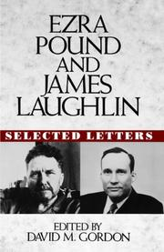 EZRA POUND AND JAMES LAUGHLIN by David McCall Gordon