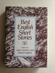 BEST ENGLISH SHORT STORIES V by Giles Gordon