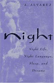 NIGHT by A. Alvarez