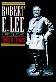 ROBERT E. LEE by Emory M. Thomas