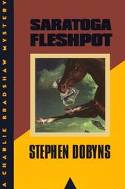 Book Cover for SARATOGA FLESHPOT