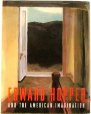 EDWARD HOPPER AND THE AMERICAN IMAGINATION by Deborah Lyons