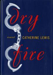 Cover art for DRY FIRE