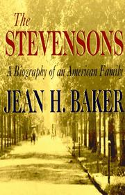 Cover art for THE STEVENSONS