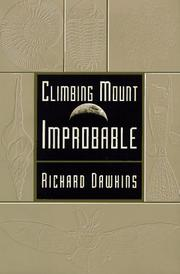 Cover art for CLIMBING MOUNT IMPROBABLE