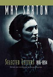 MAY SARTON by May Sarton