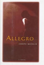 ALLEGRO by Joseph Machlis