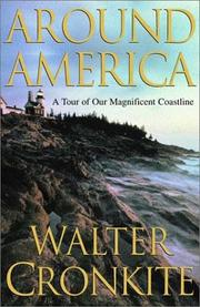 AROUND AMERICA by Walter Cronkite