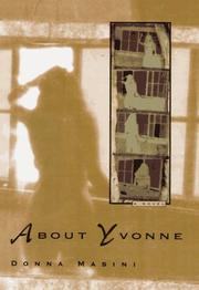 ABOUT YVONNE by Donna Masini