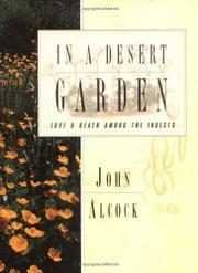 IN A DESERT GARDEN by John Alcock
