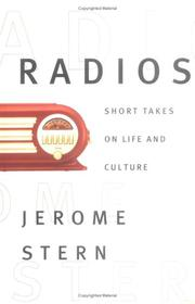 RADIOS by Jerome Stern
