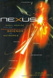 NEXUS by Mark Buchanan