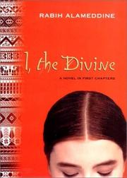 I, THE DIVINE by Rabih Alameddine