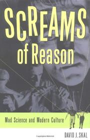 SCREAMS OF REASON by David J. Skal