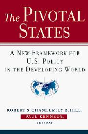 THE PIVOTAL STATES by Robert S. Chase