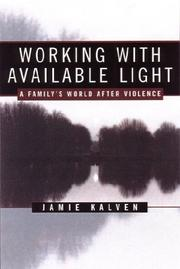 WORKING WITH AVAILABLE LIGHT by Jamie Kalven
