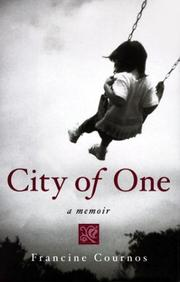 CITY OF ONE by M.D. Cournos