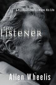 THE LISTENER by Allen Wheelis