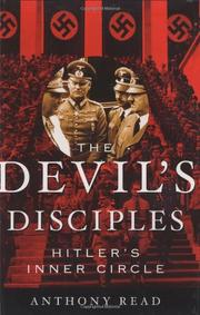 THE DEVIL'S DISCIPLES by Anthony Read