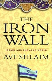 THE IRON WALL by Avi Shlaim