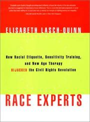 RACE EXPERTS by Elisabeth Lasch-Quinn