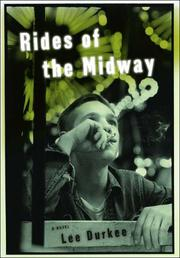 RIDES OF THE MIDWAY by Lee Durkee