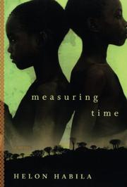 Cover art for MEASURING TIME