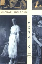 Cover art for MOSAIC