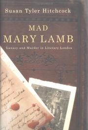Cover art for MAD MARY LAMB