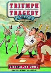 Book Cover for TRIUMPH AND TRAGEDY IN MUDVILLE