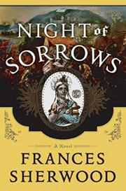 Cover art for NIGHT OF SORROWS