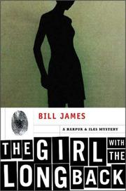 THE GIRL WITH THE LONG BACK by Bill James