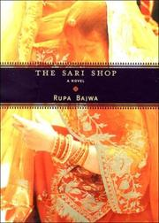 THE SARI SHOP by Rupa Bajwa