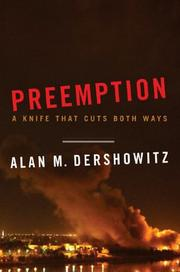 Cover art for PREEMPTION