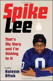 SPIKE LEE by Spike Lee
