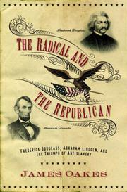 Cover art for THE RADICAL AND THE REPUBLICAN