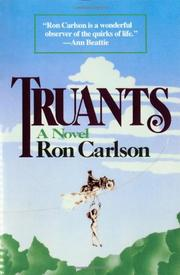 TRUANTS by Ron Carlson