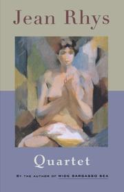QUARTET by Jean Rhys