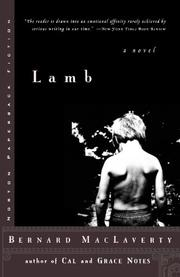 LAMB by Bernard MacLaverty
