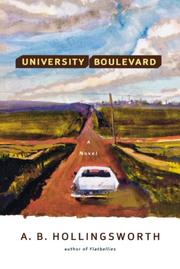UNIVERSITY BOULEVARD by A.B. Hollingsworth