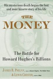 THE MONEY by James R. Phelan