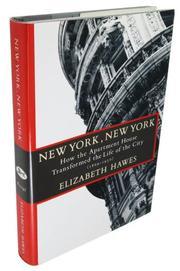 NEW YORK, NEW YORK by Elizabeth Hawes