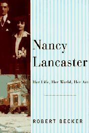 NANCY LANCASTER by Robert Becker