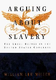 Cover art for ARGUING ABOUT SLAVERY