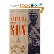 SOLDIERS OF THE SUN by Meirion Harries